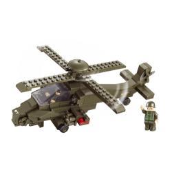 Hubschrauber Apache v2