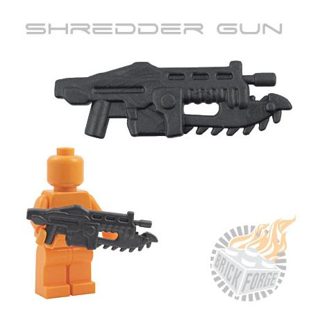 Shredder Gun - Carbon