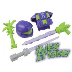 Doomsday Alien Attack Pack