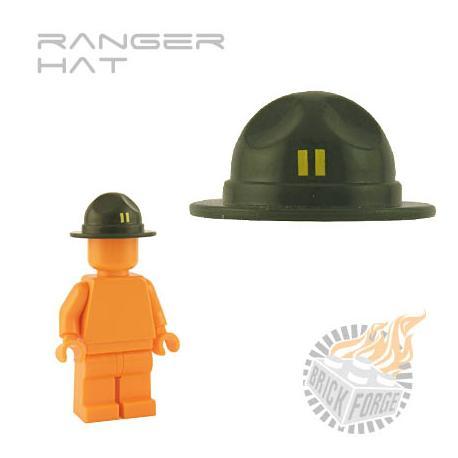 Ranger Hat - Army Green (yellow Rank print)