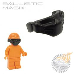 Ballistic Mask - Black