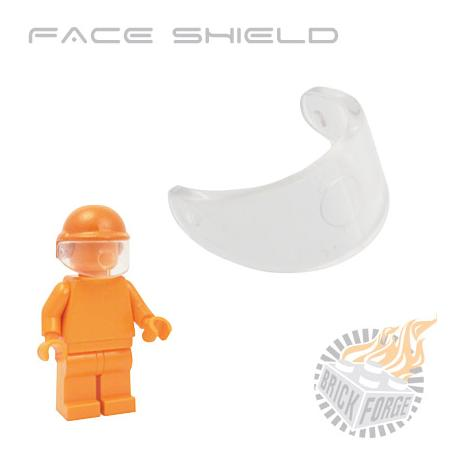 Face Shield - Trans Clear