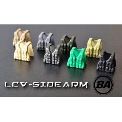 Lightweight Combat Vest LCV - Sidearm