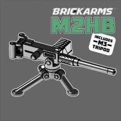 M2HB + M3 Tripod GUNMETAL
