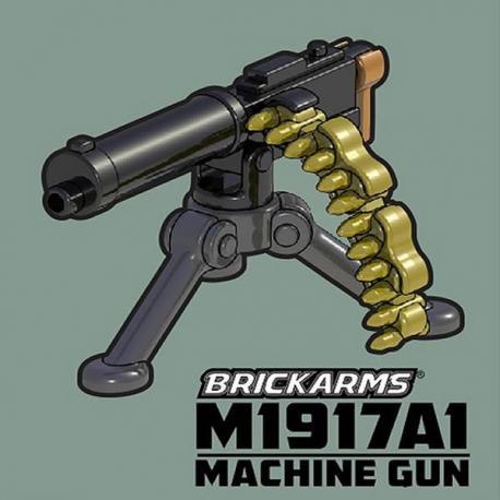 M1917A1 Machine Gun - Black