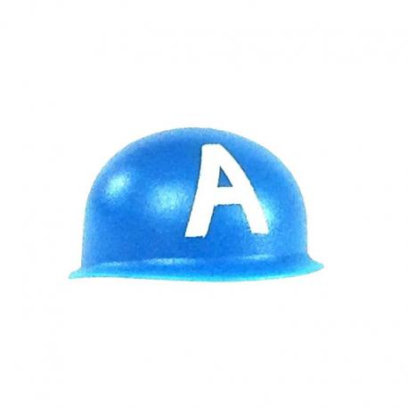 Casque US M1 - Captain America