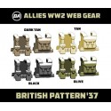 British Pattern37 - WW2 Web Gear