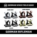 German Rifleman - WW2 Field Gear