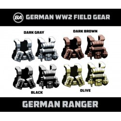 German Ranger - WW2 Field Gear