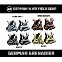 German Grenadier - WW2 Field Gear