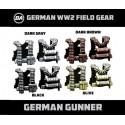 German Gunner - WW2 Field Gear