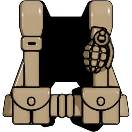 US Scout - WW2 Web Gear