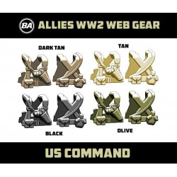 US Command - WW2 Webgear