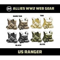 US Ranger - WW2 Webgear