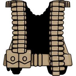 US Gunner - WW2 Web Gear
