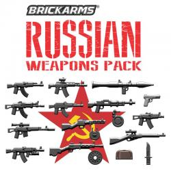 Russian Weapons Pack