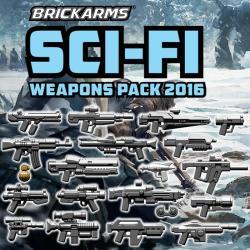 Sci-Fi Pack 2016