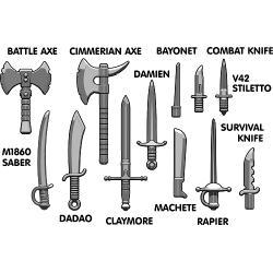 Blade Pack
