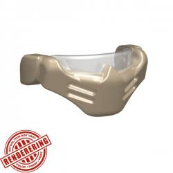 Ballistic Mask - Dark Tan