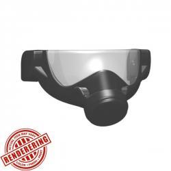 Gas Mask - Transparent