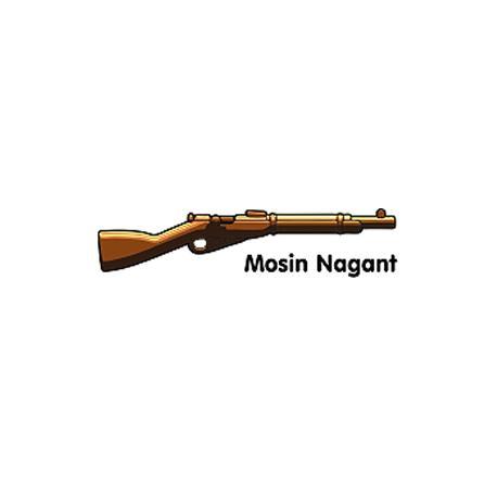 Russian WW1 Mosin Nagant - Unscoped Rifle