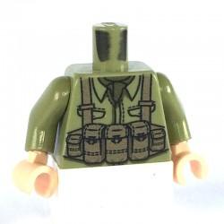 NVA (Infantry) Torso