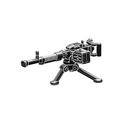 DShK + Ammo & Tripod