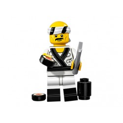 LEGO Minifig Ninjago Movie - Sushi Chef
