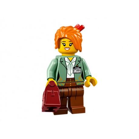 Lego Minifig Ninjago Movie Misako