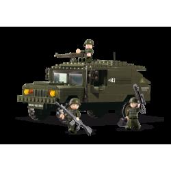 Sluban Armored Car M38-B9900