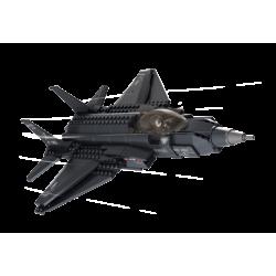 Sluban Fighter Jet M38-B0510