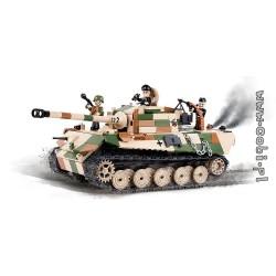 """Tiger II Pz.Kpfw. VIB """"Königstiger"""" - German heavy tank"""