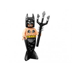 LEGO Minifig Batman Movie 2 - mermaid batman