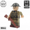 American WW1 Soldier Minifig