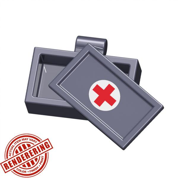 Dark Blueish Gray (Medic)