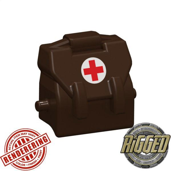 haversack Dark Brown (Medic)
