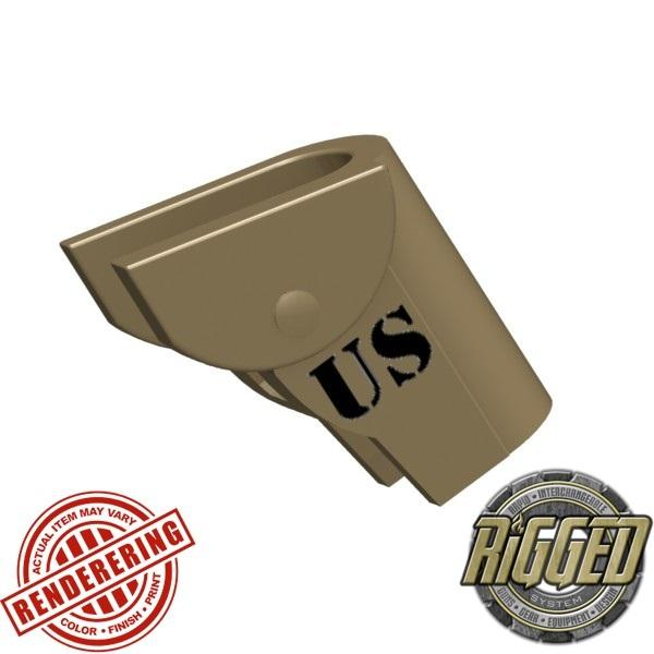 Holster Dark Tan (US)