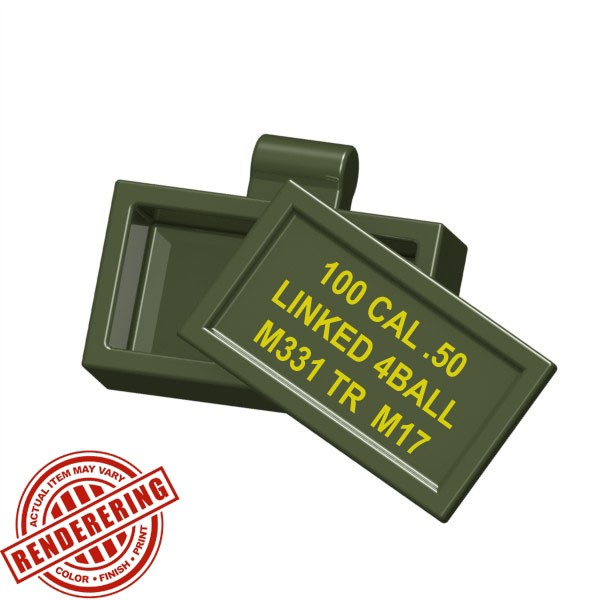 Army Green (.50 CAL)