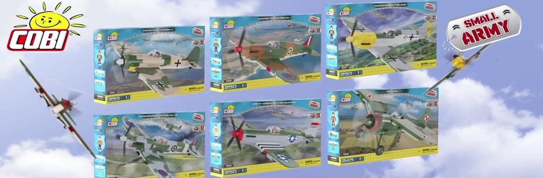 Cobi Airplane Collection