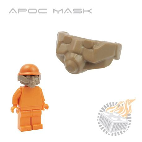 Apoc Mask - Tan Dark