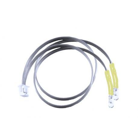 6 inch LED Y Cable - Warm White