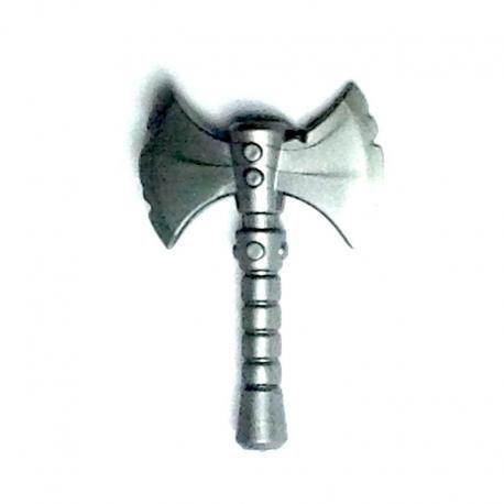 Battle Axe - Silver
