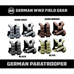 German Paratrooper - WW2 Field Gear
