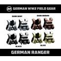 German Ranger - WW2 Field Gear