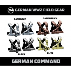 German Command - WW2 Field Gear