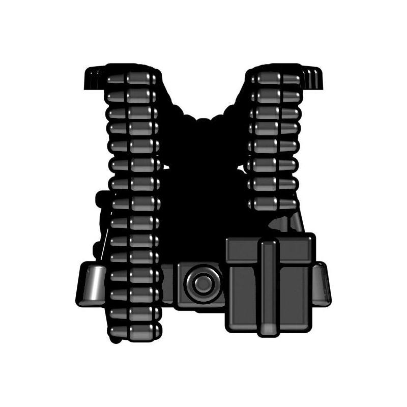 German Gunner Ww2 Field Gear Abw Group Sprl