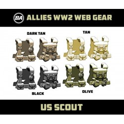 US Scout - WW2 Web Gear