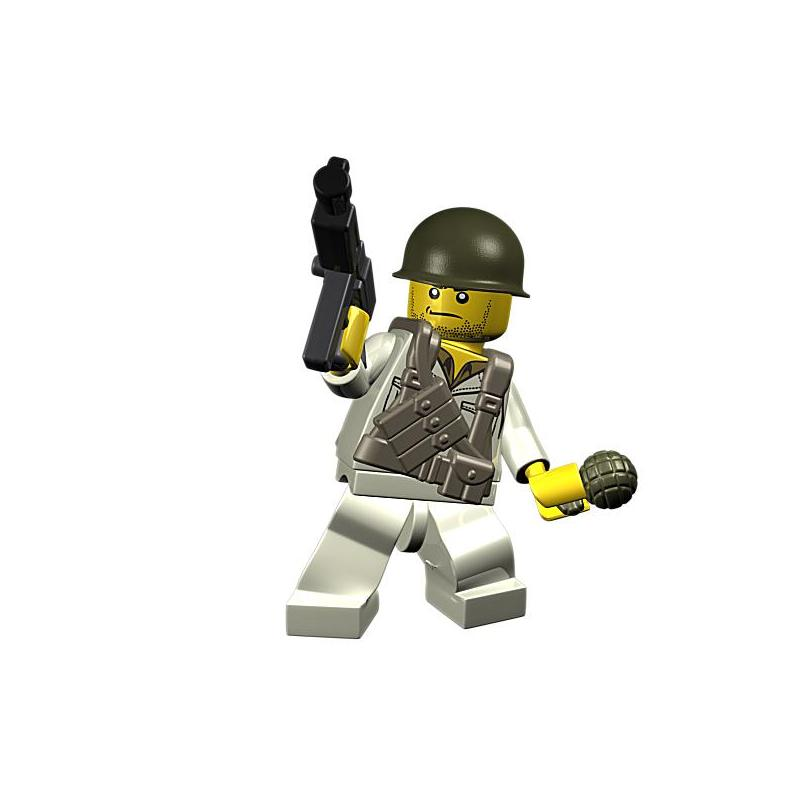 US Ranger - WW2 Webgear - ABW GROUP sprl