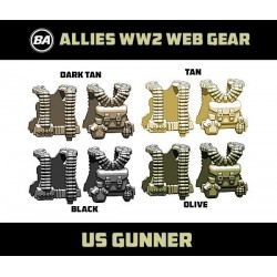 US Gunner - WW2 Web Gear