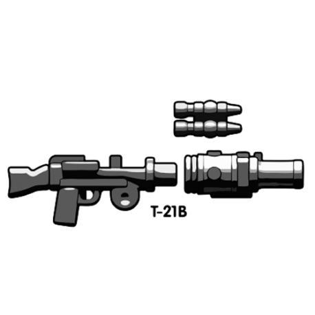 T-21B Heavy Blast Sniper Rifle